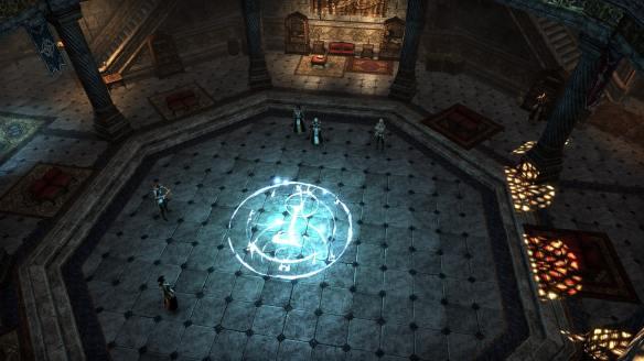 563 (c). The seige of Craglorn