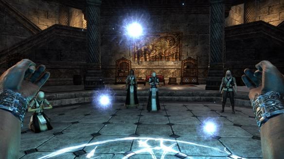 563 (d). The seige of Craglorn